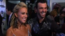 Kate Gosselin and Tony Dovolani talk to OTRC.com about week 4 of Dancing With the Stars on April 13, 2010. - Provided courtesy of OTRC