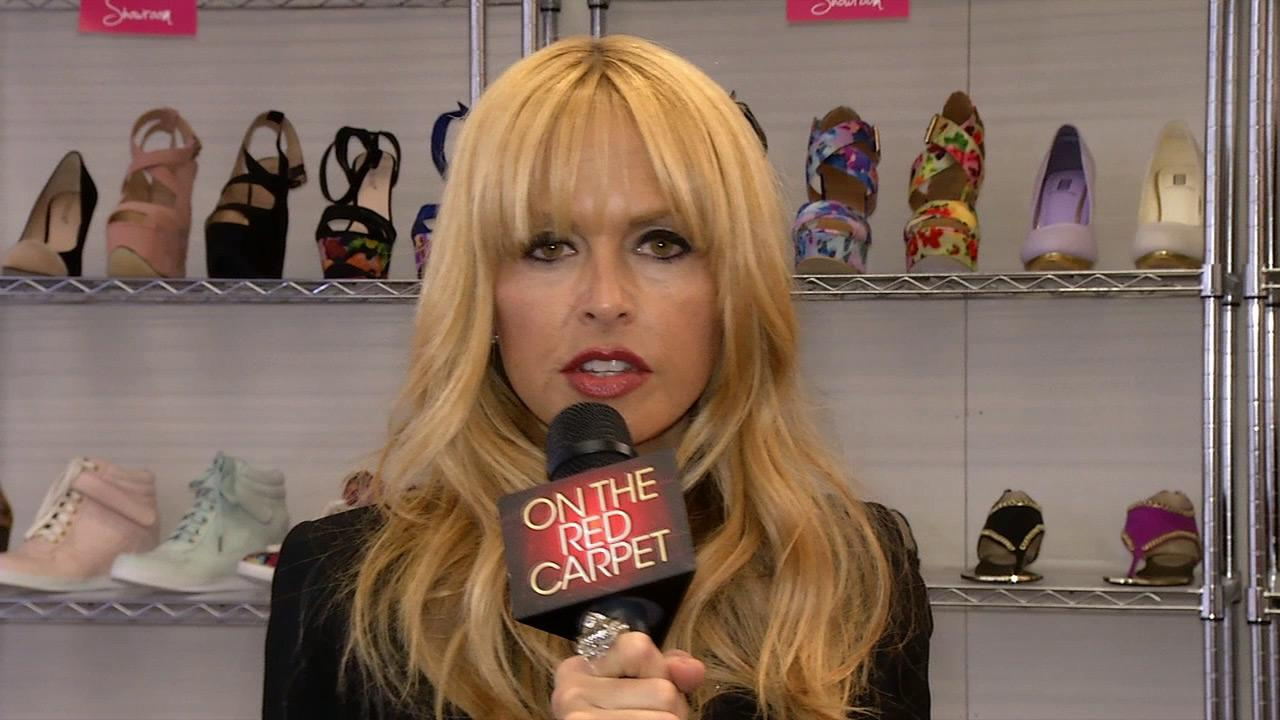 Rachel Zoe talks to OTRC.com in January 2013 about Oscars 2013 red carpet styles.