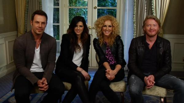 'Little Big Town' Talks 'Tornado' Tour