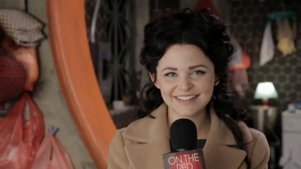 Ginnifer Goodwin (Snow White) talks 'Once Upon a Time' season 2