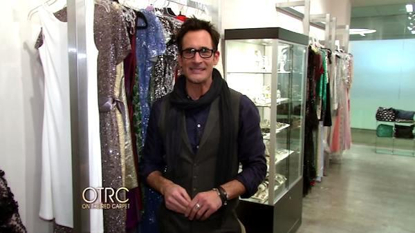 Lawrence Zarian talks Oscar fashion