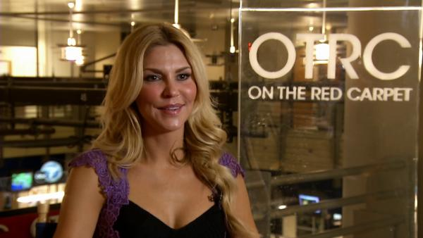Brandi Glanville talks to OTRC.com in February 2013.