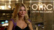 Brandi Glanville talks to OTRC.com in February 2013. - Provided courtesy of OTRC