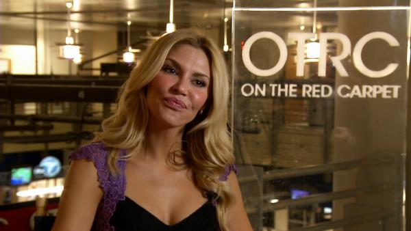 Brandi Glanville: Why I should critique stars on Oscar red carpet
