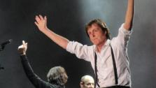 Paul McCartney appears in a photo from a performance in June 2010. - Provided courtesy of www.flickr.com/darioferrini