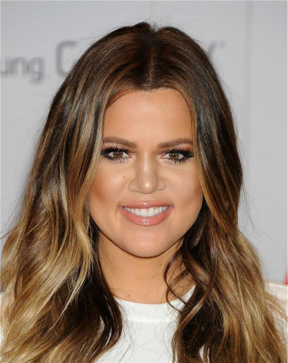 Khloe Kardashian attends the Hollywood Reporter&#39;s 2013 Women In Entertainment Breakfast in Beverly Hills, California on Dec. 11, 2013. <span class=meta>(Daniel Robertson &#47; Startraksphoto.com)</span>
