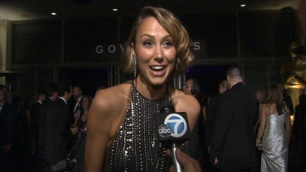Stacy Keibler talks atmosphere and drinking at Governors Ball