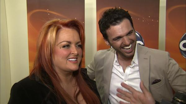 Wynonna Judd talks being a contestant on 'DWTS'