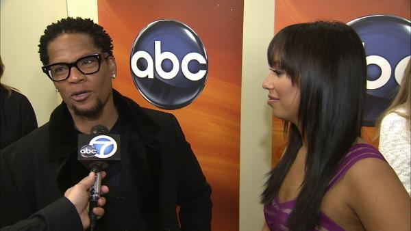 D.L. Hughley talks 'DWTS,' says he's a 'warrior'