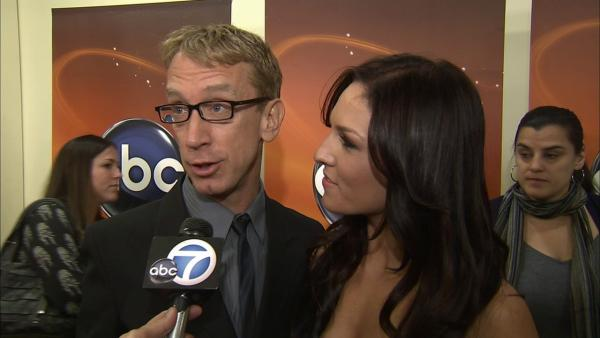 Andy Dick talks 'DWTS,' says he's 'in it to win it'
