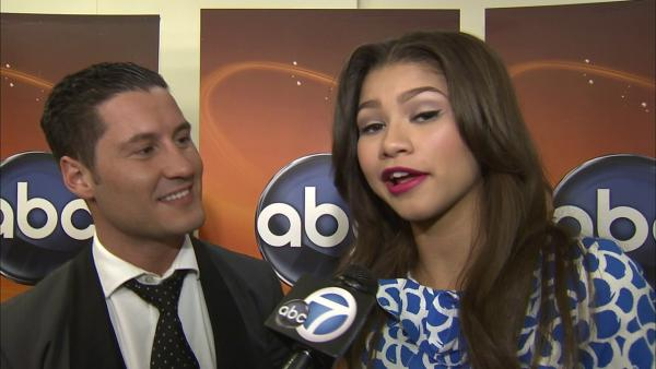 Zendaya Coleman talks being youngest competitor on 'DWTS'