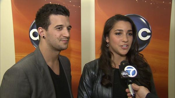 Aly Raisman talks 'DWTS,' says it'll be a 'challenge'