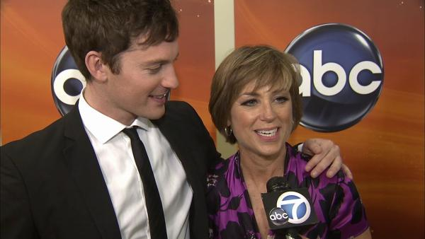 Dorothy Hamill talks competing on 'DWTS'