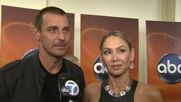 Actor Ingo Rademacher and partner Kym Johnson talk 'DWTS'