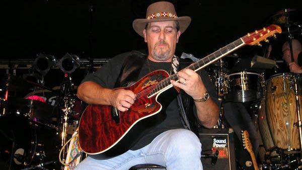 Dan Toler appears in a photo posted on his official Myspace page on February 27, 2007.