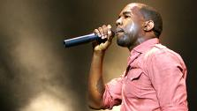 Kanye West performs in concert on March 14, 2008. - Provided courtesy of flickr.com/photos/nrk-p3/