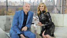 Anderson Cooper and Madonna appear during her interview on Anderson in April 2012. - Provided courtesy of Anderson