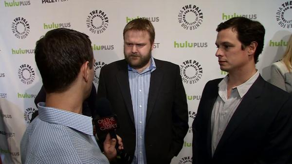 Robert Kirkman and David Alpert talk 'Walking Dead' at Paleyfest