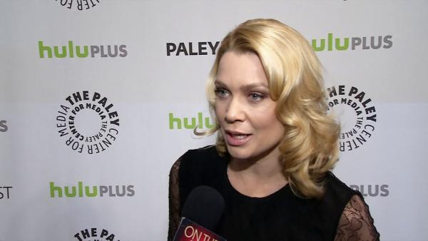 Laurie Holden, aka Andrea, talks 'Walking Dead' at Paleyfest