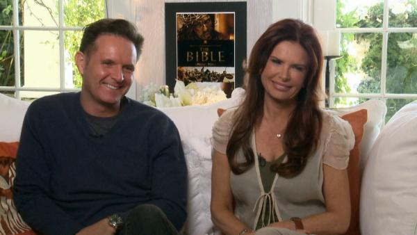 Mark Burnett, Roma Downey: Why we made 'The Bible'