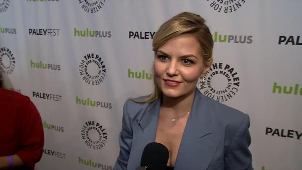 Jennifer Morrison (Emma) on 'zooming' towards season 2 finale