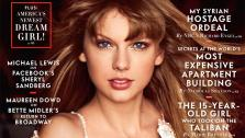 Taylor Swift appears on the April 2013 cover for Vanity Fair. - Provided courtesy of OTRC / Vanity Fair / Peter Lindbergh