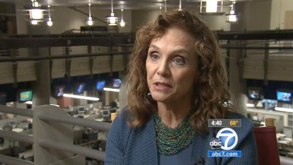 Valerie Harper talks to OTRC.coms parent company, KABC Television, on April 19, 2012. - Provided courtesy of KABC