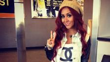 Snooki appears in a photo posted on her official Instagram account on March 4, 2013. - Provided courtesy of http://instagram.com/snookinic