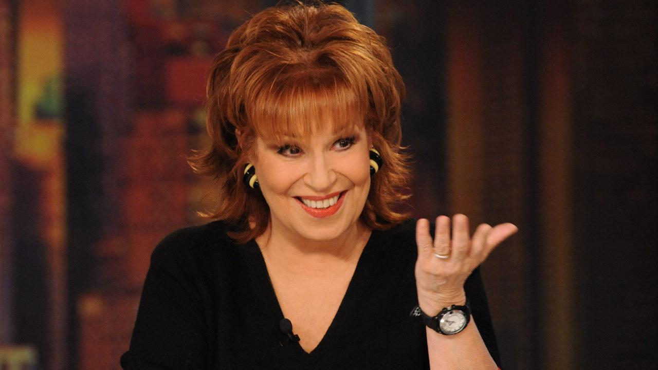 Joy Behar appears in a scene from ABCs The View on March 6, 2013.