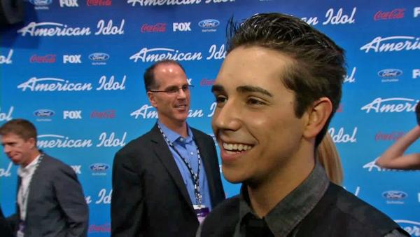 Lazaro Arbos taking 'Idol' 'one week at a time'