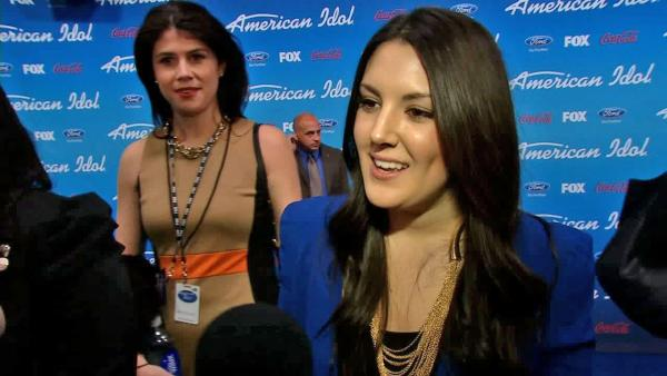 Kree Harrison says 'stay tuned' on 'Idol'