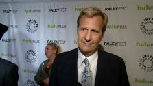 Jeff Daniels talks to OnTheRedCarpet.com at a PaleyFest event for The Newsroom on March 7, 2013. - Provided courtesy of OTRC
