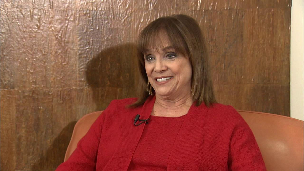 Valerie Harper talked to OTRC.com about her recent cancer diagnosis on March 12.
