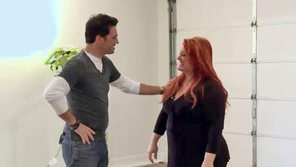 Wynonna Judd to shake what her mama gave her