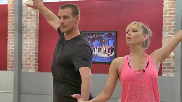 Ingo Rademacher is a 'hot one' says Johnson