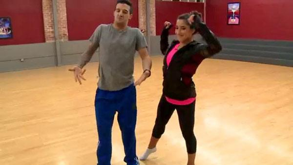 Aly Raisman is nervous but excited for 'DWTS'