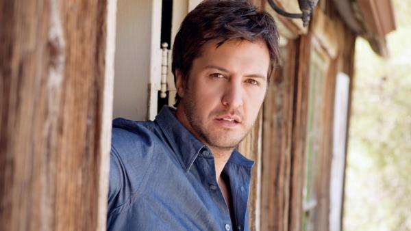 Luke Bryan appears in a photo from his official Facebook page. - Provided courtesy of facebook.com/lukebryan