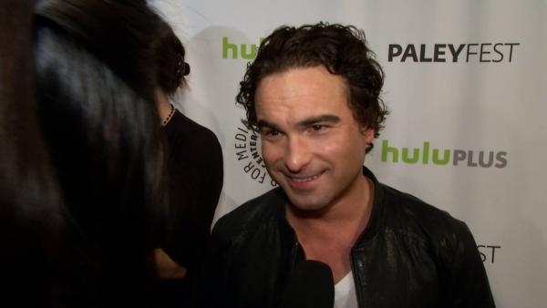 Johnny Galecki says 'love' is secret to 'Big Bang' success