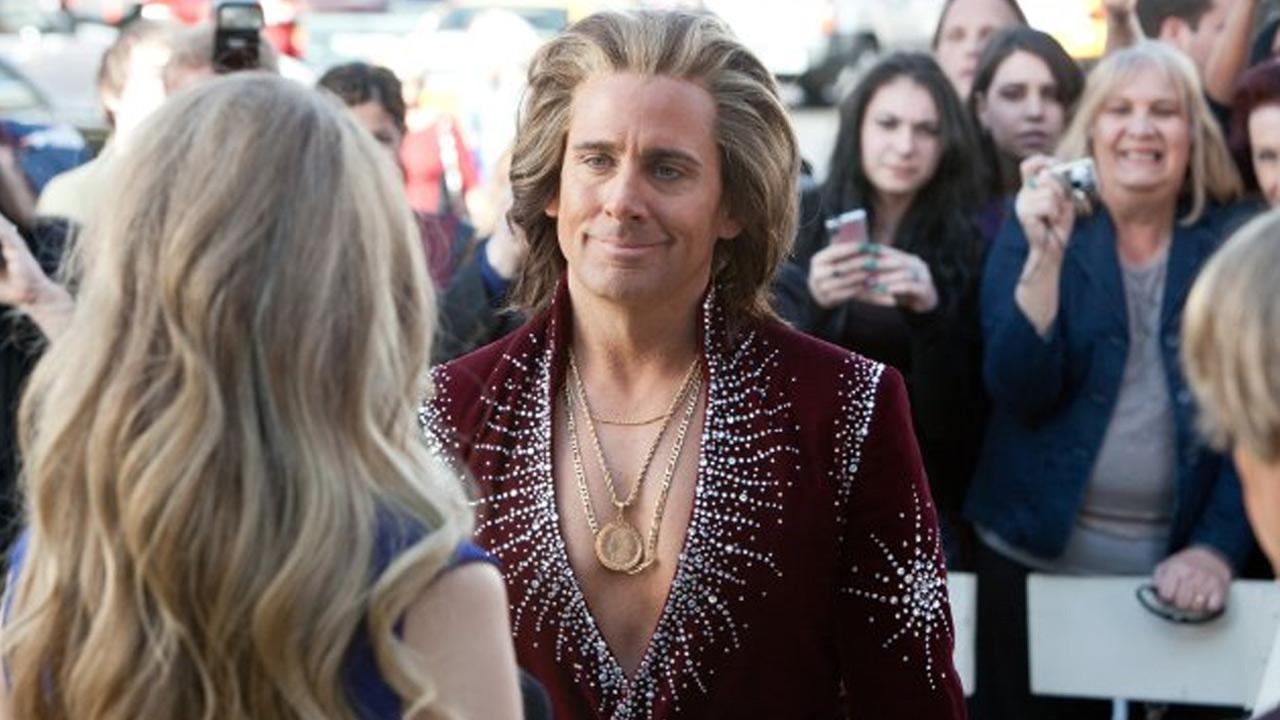 Steve Carell appears in a still from the 2013 film, The Incredible Burt Wonderstone.