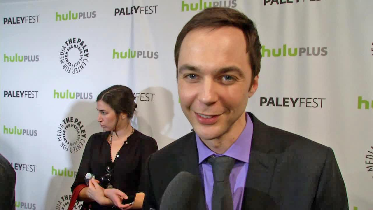 Jim Parsons of The Big Bang Theory, talks to OTRC.com at the Paley Center for Medias PaleyFest on March 13, 2013.