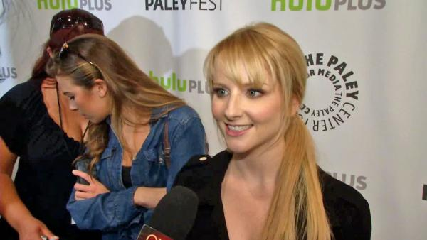 Melissa Rauch says, 'I'm living my dream'