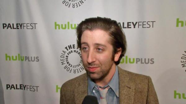 Simon Helberg talks character growth