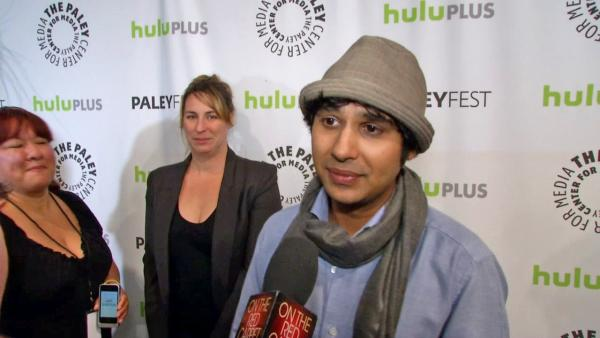 Kunal Nayyar says show's success is 'a dream'