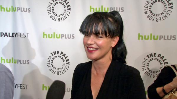 Pauley Perrette on friends in the 'Bang' cast