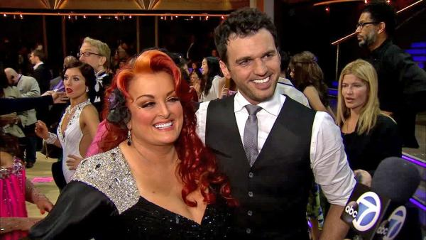 Wynonna Judd interview after 'DWTS' premiere (Video)