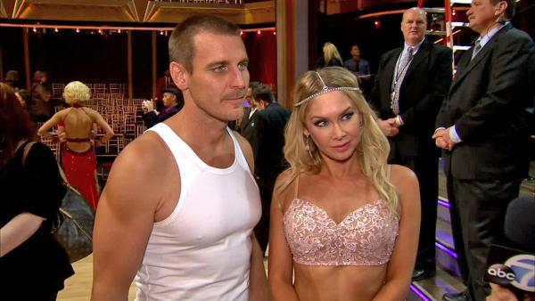 Ingo Rademacher interview after 'DWTS' premiere (Video)