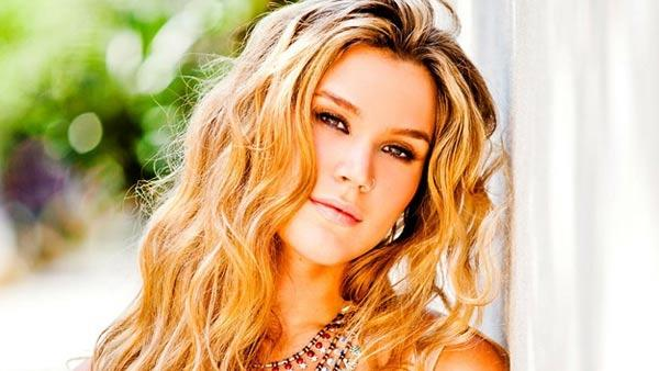 Joss Stone appears in a promotional photo posted on her website. - Provided courtesy of jossstone.com