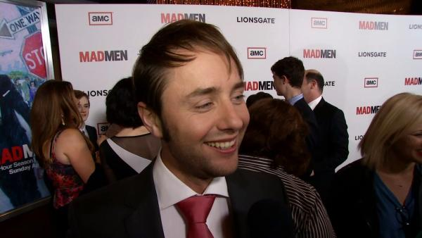 'Mad Men's Vincent Kartheiser talks engagement, season 6