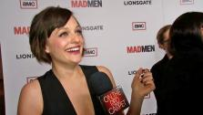 Elisabeth Moss talks to OTRC.com at the premiere of Mad Men season 6 in Los Angeles on March 20, 2013. - Provided courtesy of OTRC