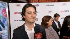 Ben Feldman talks to OTRC.com at the premiere of Mad Men season 6 in Los Angeles on March 20, 2013. - Provided courtesy of OTRC